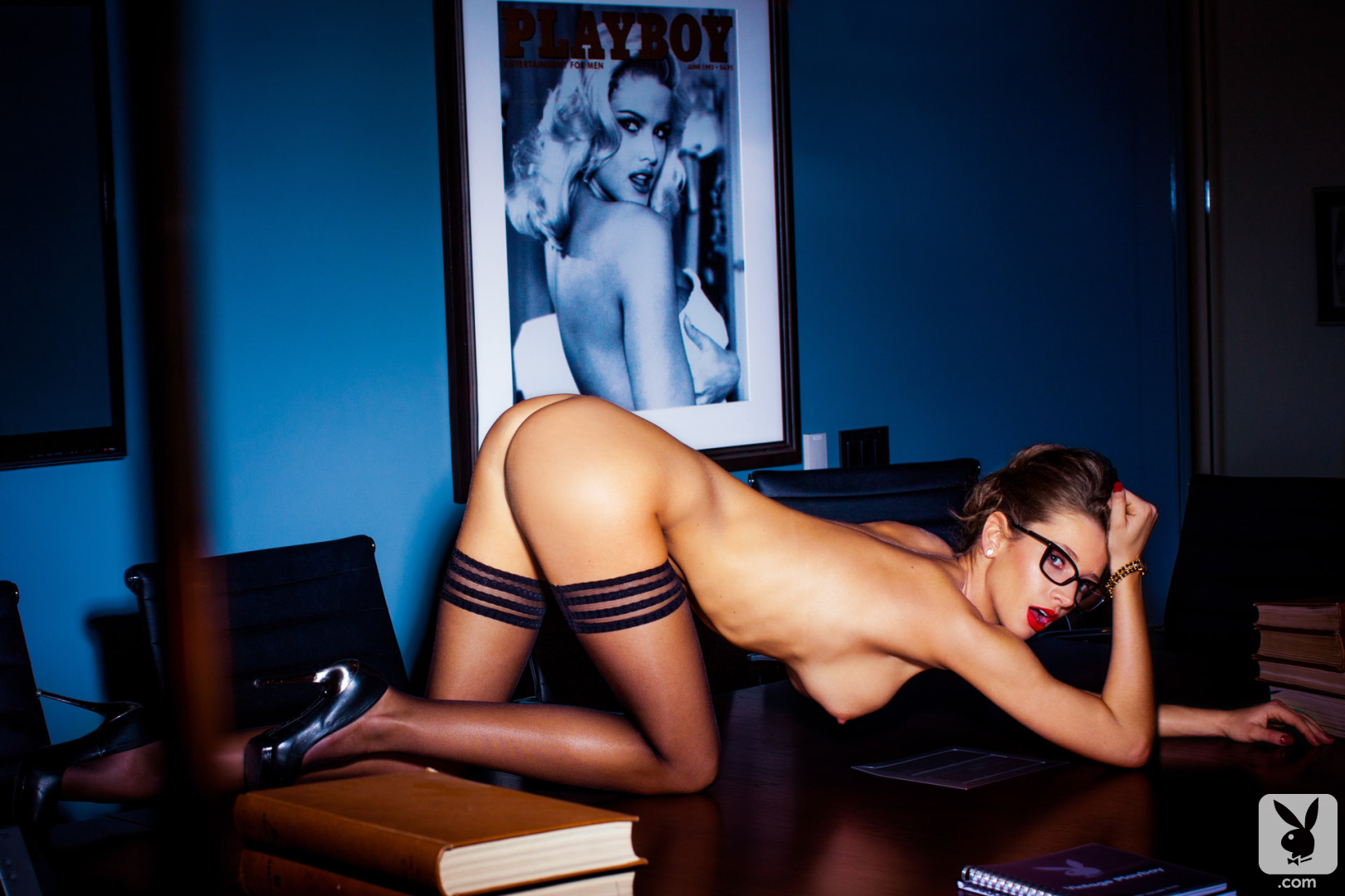Emily Agnes In Director S Choice Centerfolds Blog ...